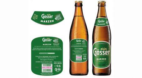 Recyclingpapier für Bier-Etiketten
