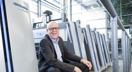 Heidelberg: Auftragslage belebt sich
