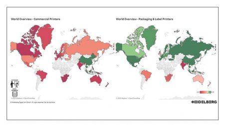 Heidelberg stellt Print Media Industry Climate Report vor