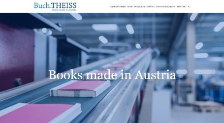 "Druckerei Theiss: ""Books made in Austria"""