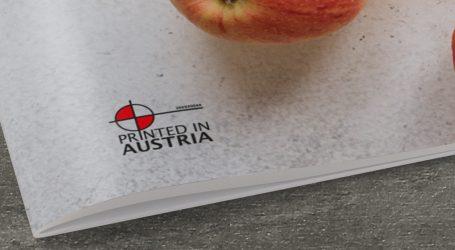 Ein Zeichen für österreichische Druckqualität setzen