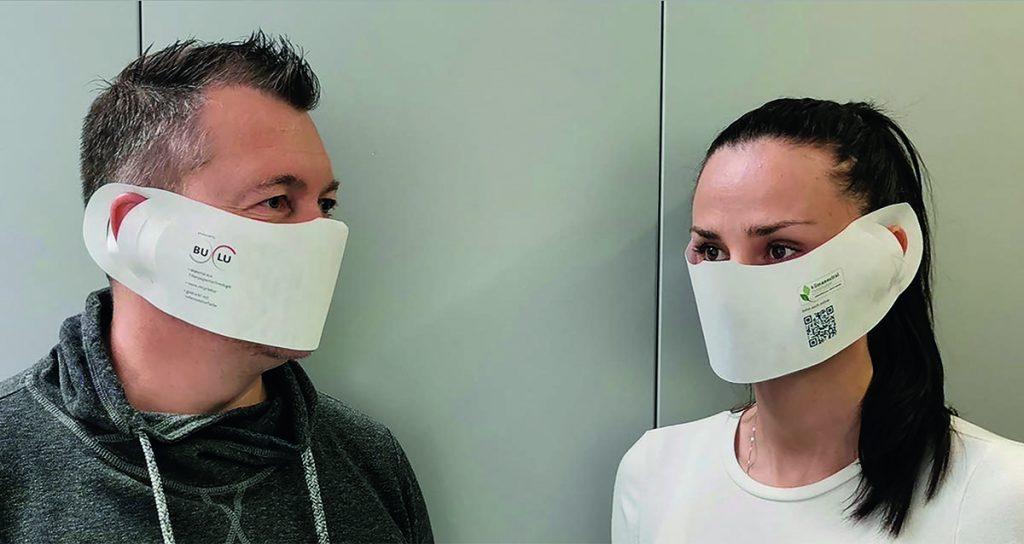 Einwegmasken
