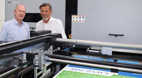 Gerin Druck: industrielle Plakatfertigung im Digitaldruck