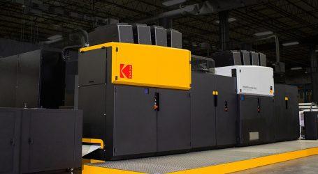 Kodak mit Innovationenfür das gesamte Digital- und Offset-Portfolio