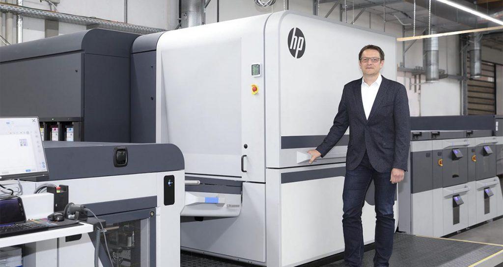 HP Indigo 100vK