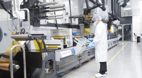 Heidelberg investiert in die Produktion gedruckter Elektronik