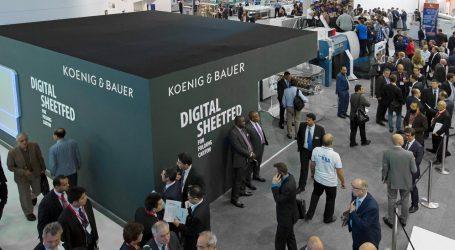 Koenig & Bauer steht zur drupa