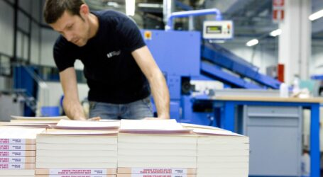 Neuer Lehrberuf Buchbindetechnik und Postpresstechnologie