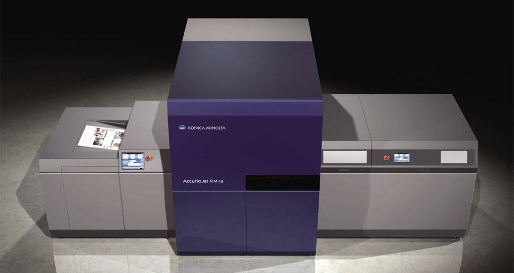UV-Inkjet-Technologie
