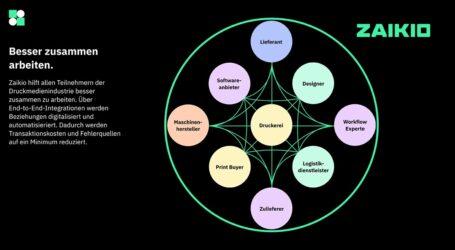 Eine cloud-basierte Kollaborationsplattform für die Druckindustrie