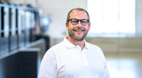 Neuer Leiter Marketing und Kommunikation bei Samson Druck