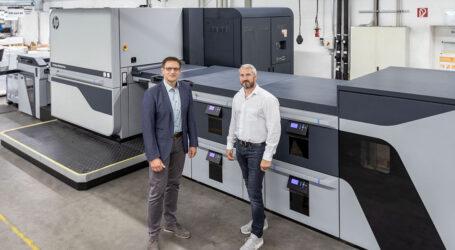 Onlineprinters installiert zweite Indigo 100K