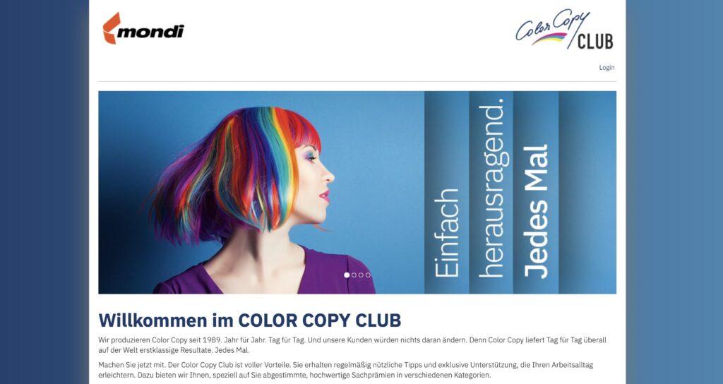 Color Copy Club