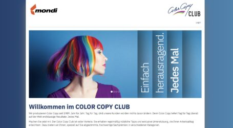 Color Copy Club belohnt treue Kunden