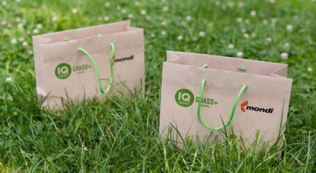 Ein Graspapier für Premium-Verpackungen