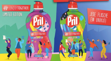 #Enjoytogether-Initiative: die neue Pril Limited Edition