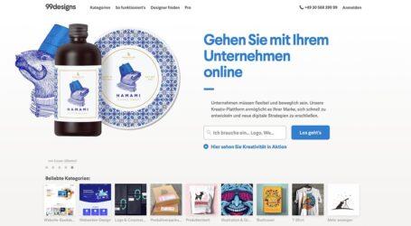 Vistaprint vertieft mit 99designs seine Gestaltungs-Kompetenz