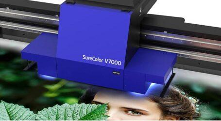 Erster Flachbett-LED-Drucker von Epson