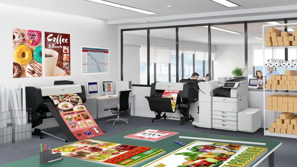 CAD- und Poster-Produktion