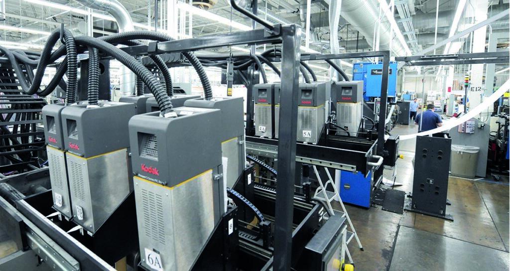 Inkjet-Produktionsdruck