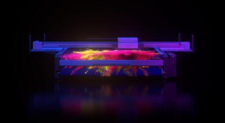 Neon-Farben im LFP-Druck