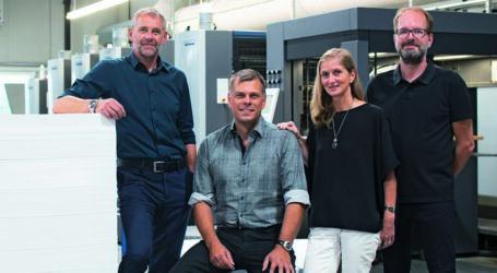 Druckerei Thurnher ist für die Zukunft gerüstet