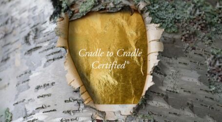 Cradle to Cradle Certified Gold für Lessebo Paper