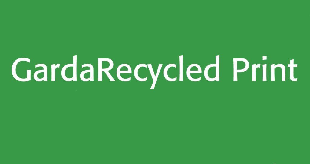 Garda Recycled Print