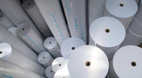 Umsatzeinbrüche in der Papierindustrie