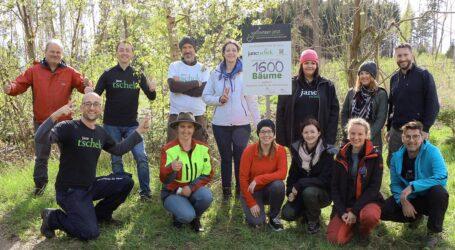 Janetschek pflanzt 1600 Bäume