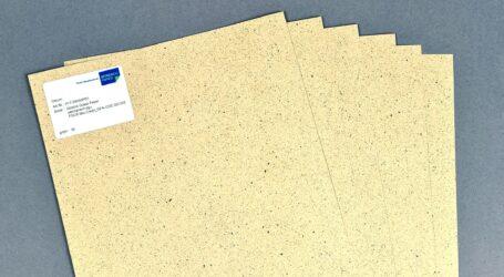 Haftung für Graspapier