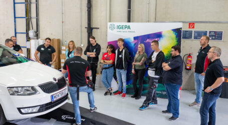 IGEPA Herbstschulung am Red Bull Ring