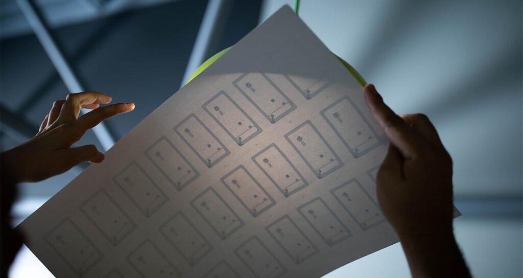 Swiss Matt-Papiersubstrat