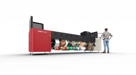 Agfa präsentiert neue Inkjet-Lösungen auf der Fespa